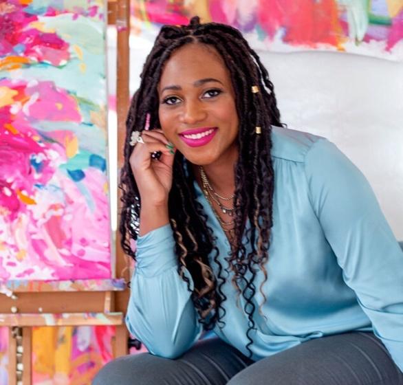 Framebridge Black Artists Print Shop Amira Rahim