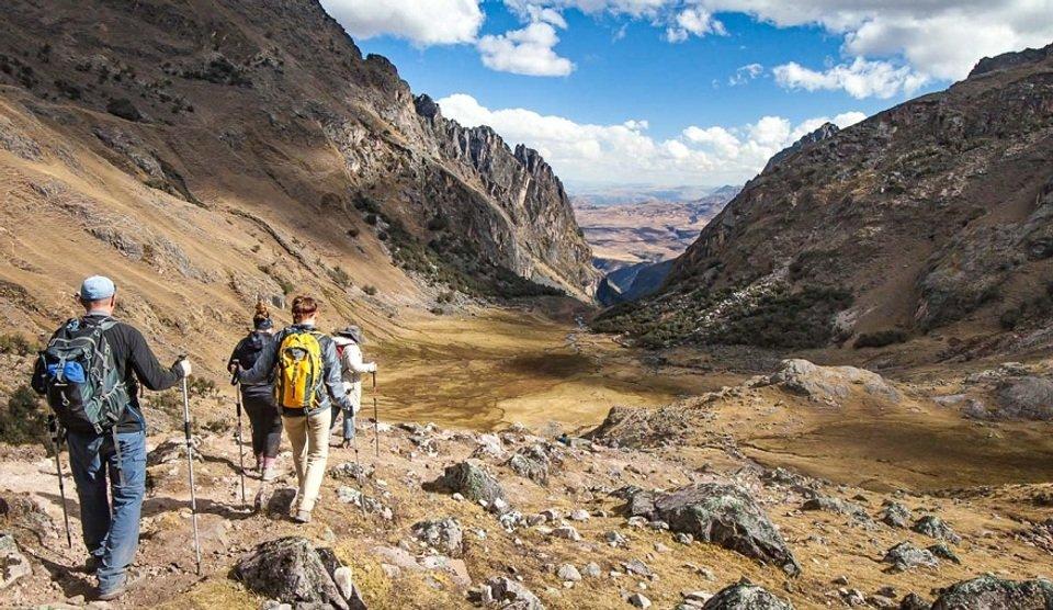 Pérou voyage sportif