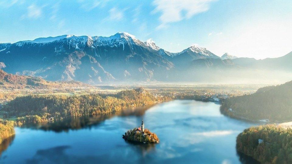 Voyager en Europe en Slovénie