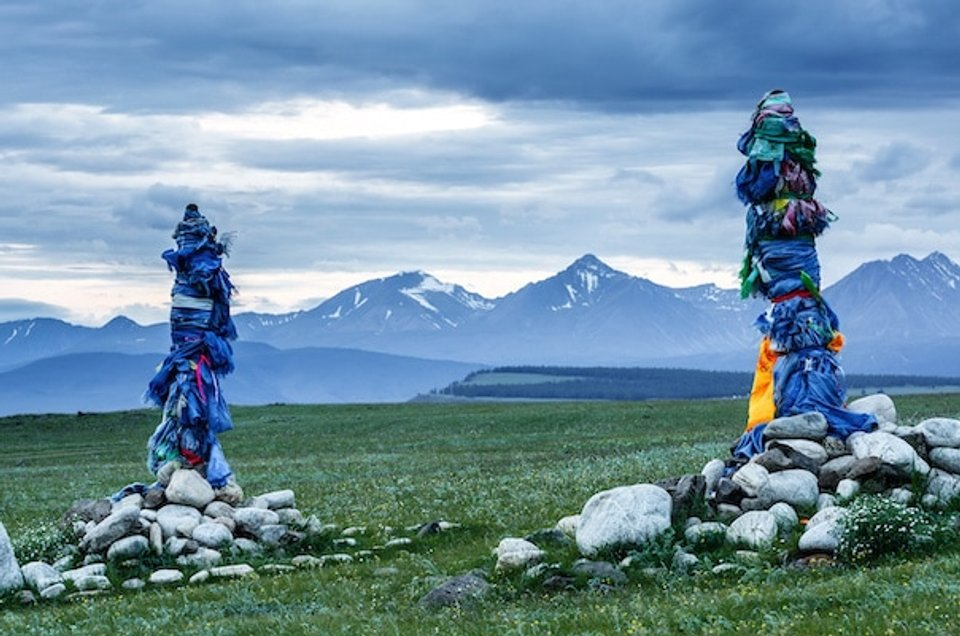 Mongolie voyage spirituel