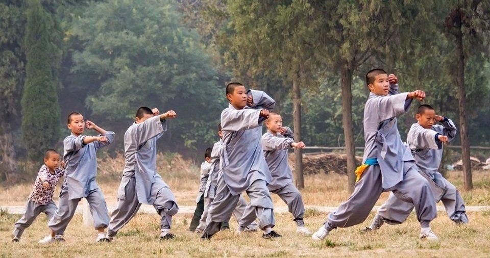 Chine voyage sportif