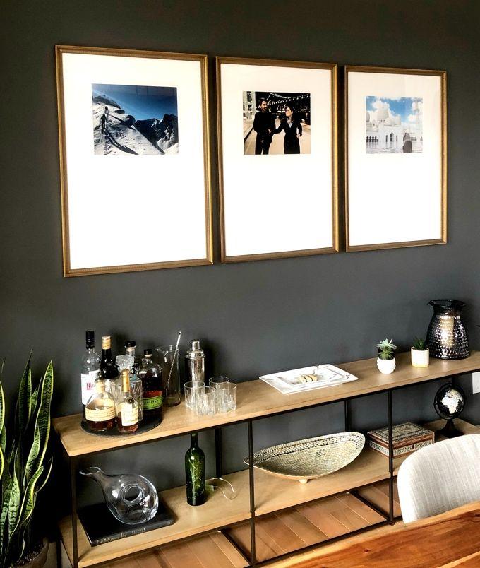 Triptych Frames