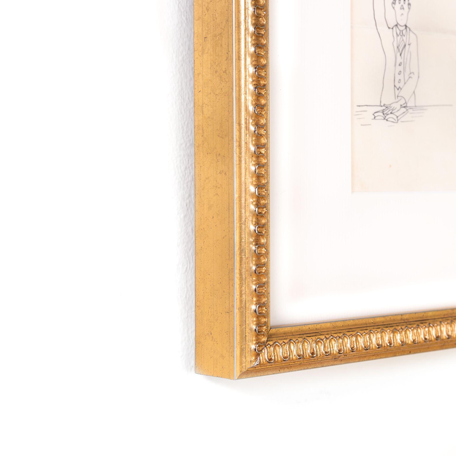 Avalon Gold Frame