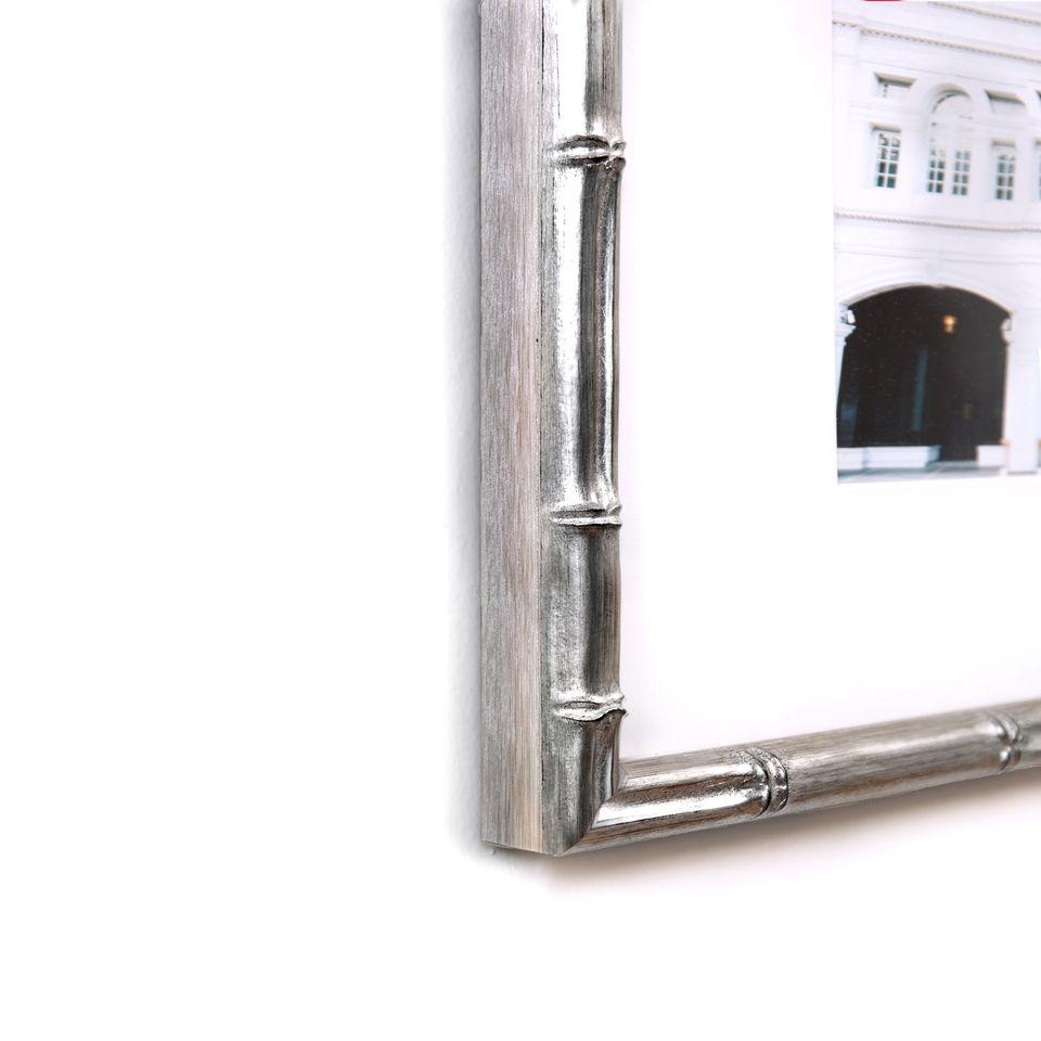 Nassau Silver Frame
