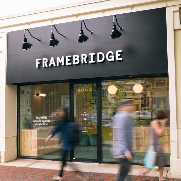 Framebridge Bethesda Row