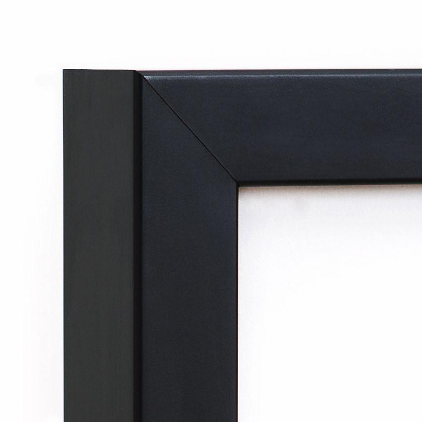 Mercer Slim Frame Corner – 16x20 black frame