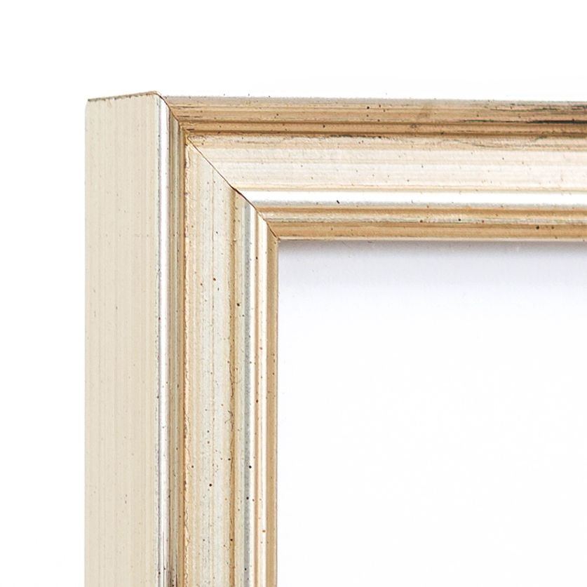 Newport Frame – 16x20 Silver Frame