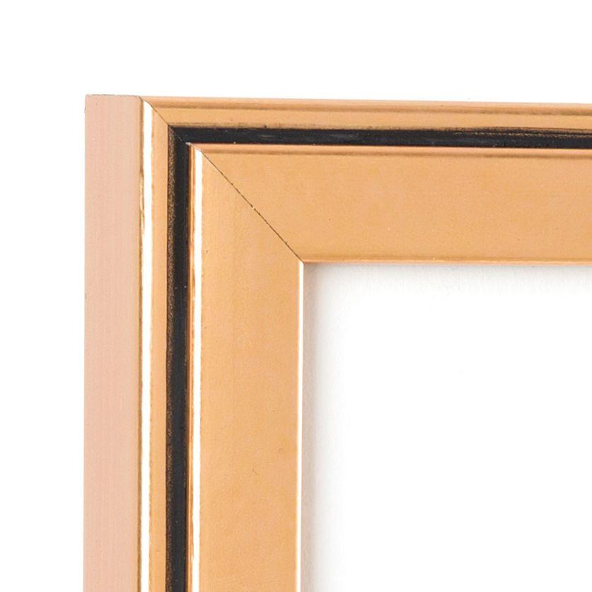 Rosemont Frame Corner – 16x20 rose gold frame