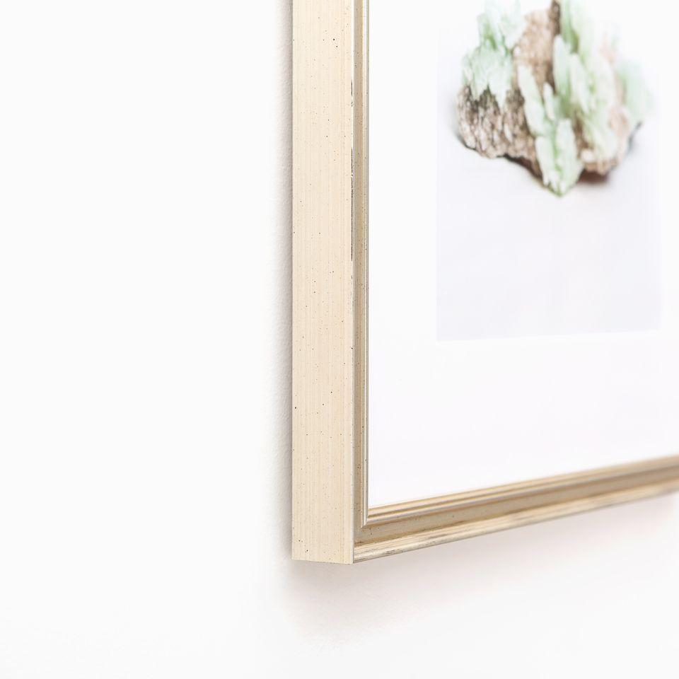 Newport Silver Frame