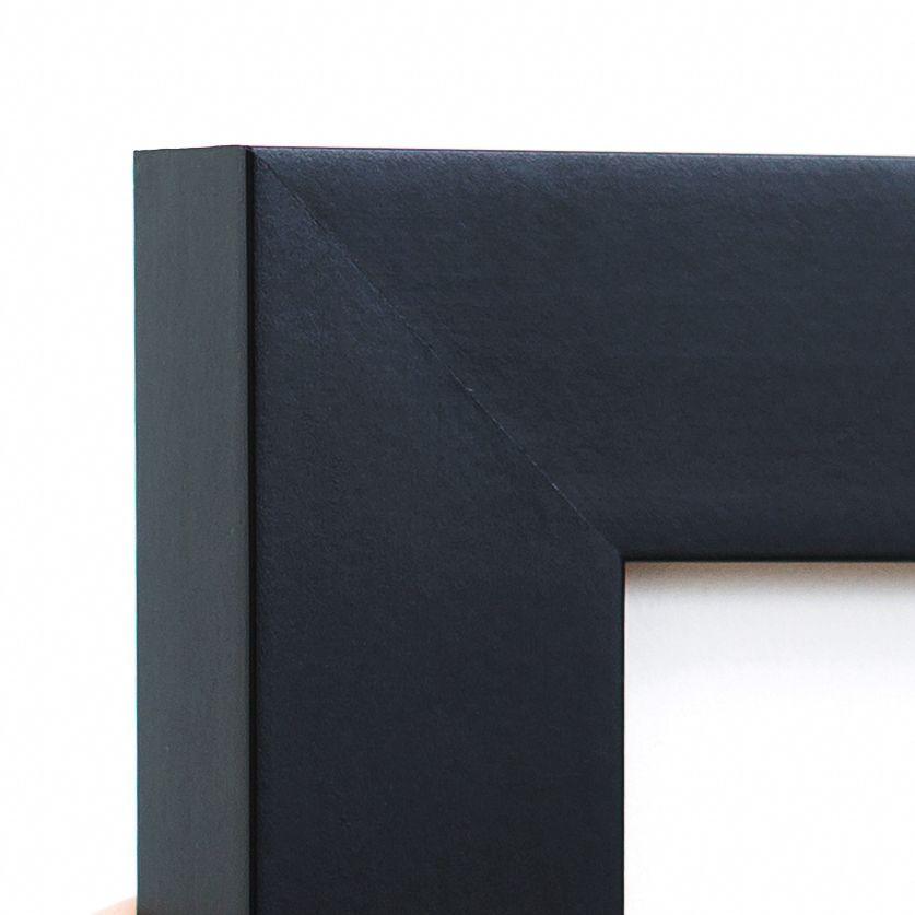 Mercer Frame Corner – 16x20 black frame