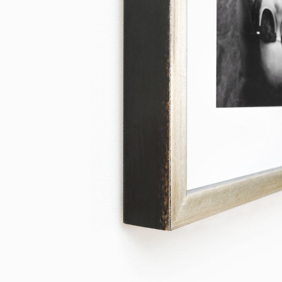 Beverly Silver Frame
