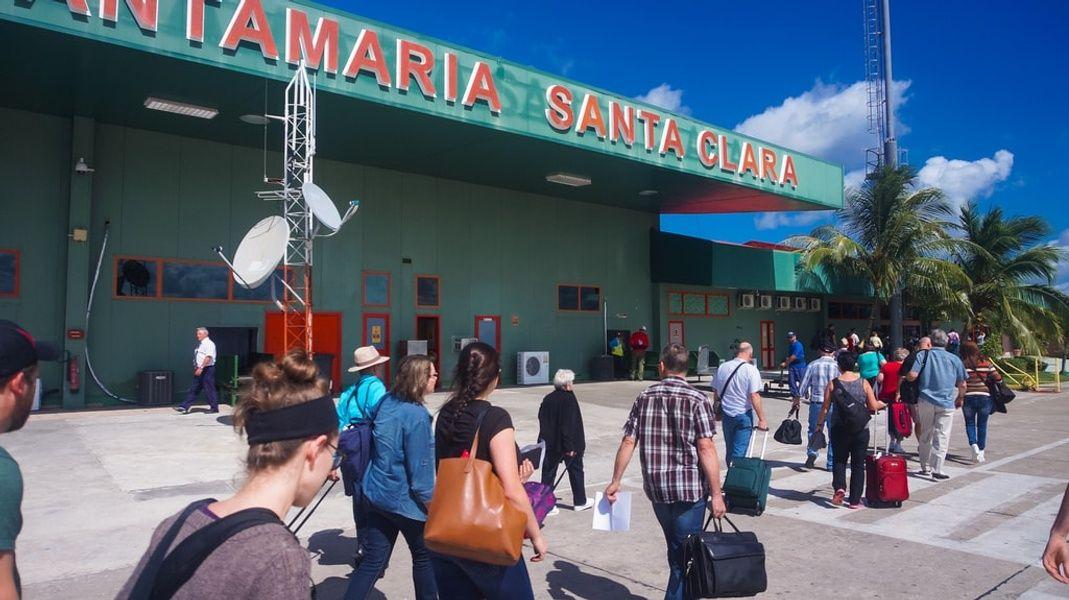 Santa Clara Flights to Cuba from Mexico