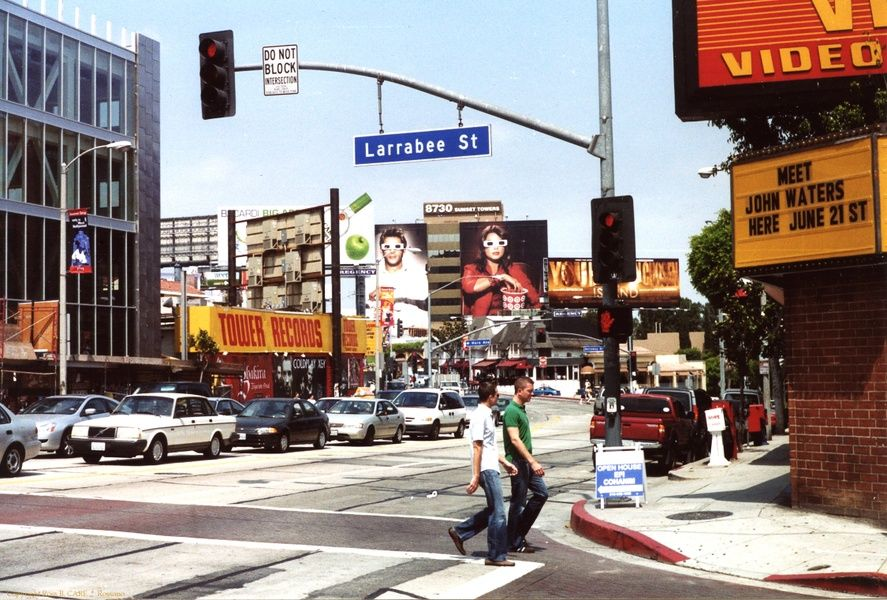 Where to stay in LA? West Hollywood is a hub for great nightlife