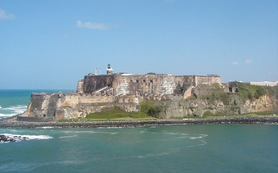 El Morro is one of the most iconic Puerto Rico points of interest
