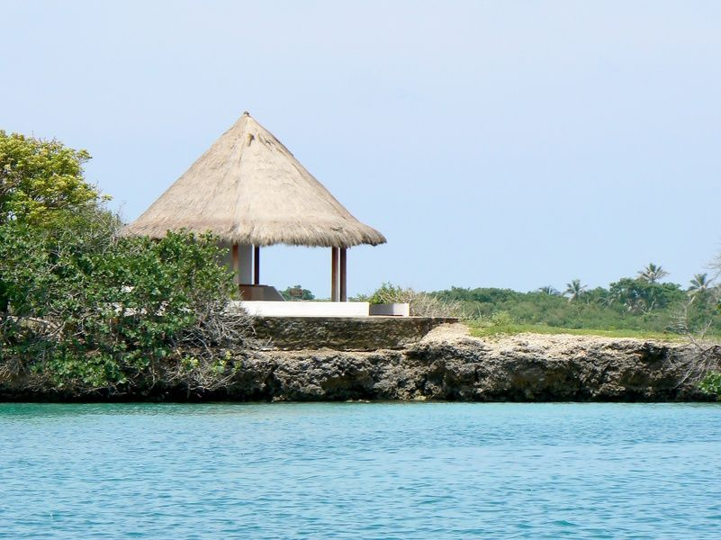 The Rosario Islands are a famous place in Colombia worth visiting