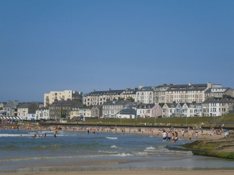 Portrush and Portstewart are among the best towns to visit in Ireland