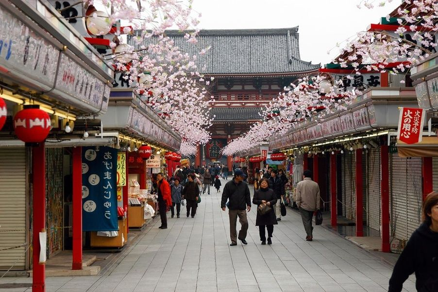 Exploring Asakusa is a top rated activity on TripAdvisor Japan