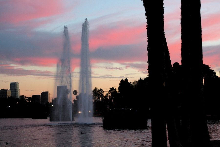 Echo Park Where to Stay in LA