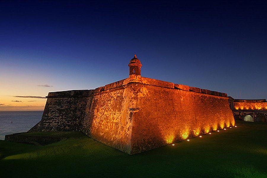 El Morro Unique Things to Do in Puerto Rico
