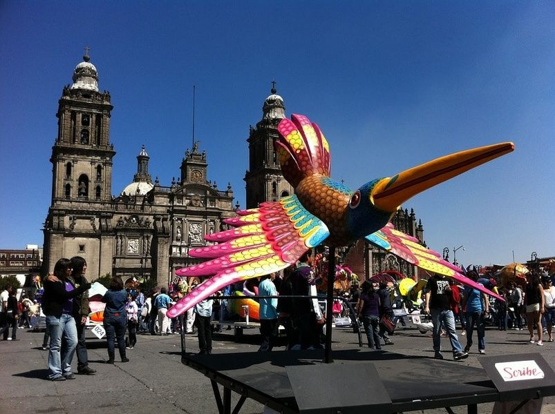 A common myth about Mexico City tourism is that the city is dangerous