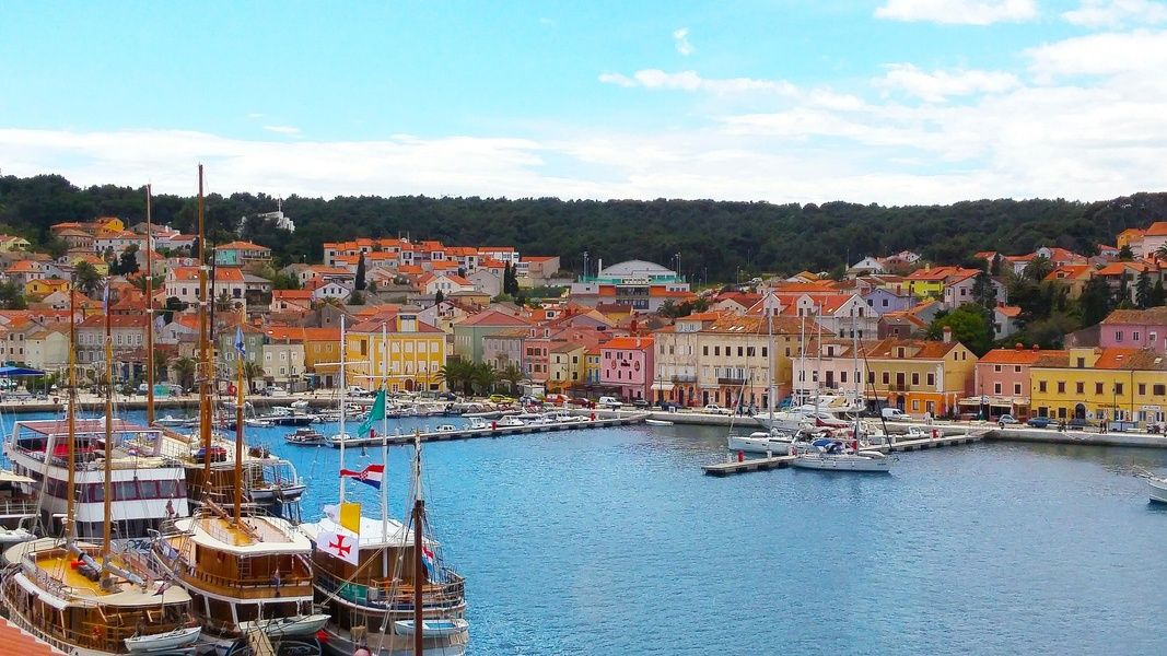 Mali Lošinj is one of the best places to visit in Croatia
