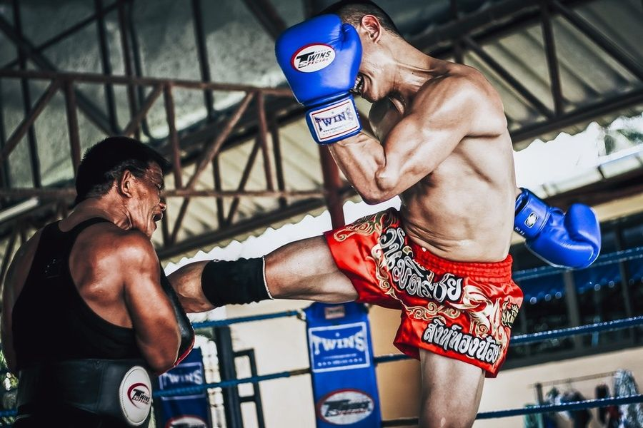 Watching a Muay Thai fight is one of the best things to do in Thailand