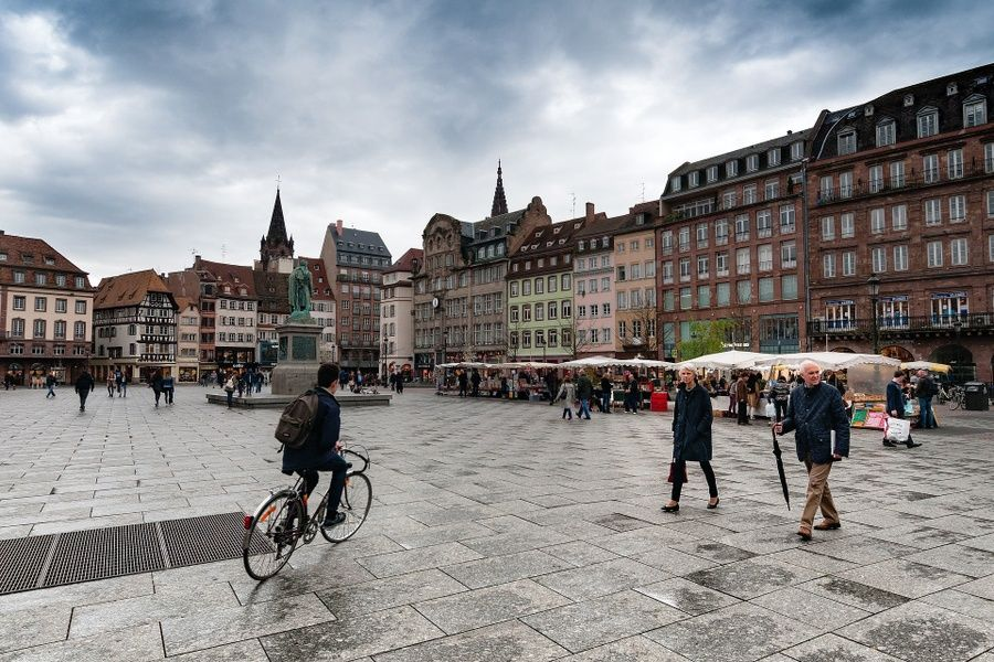 Strasbourg is one of the best places to stay in France