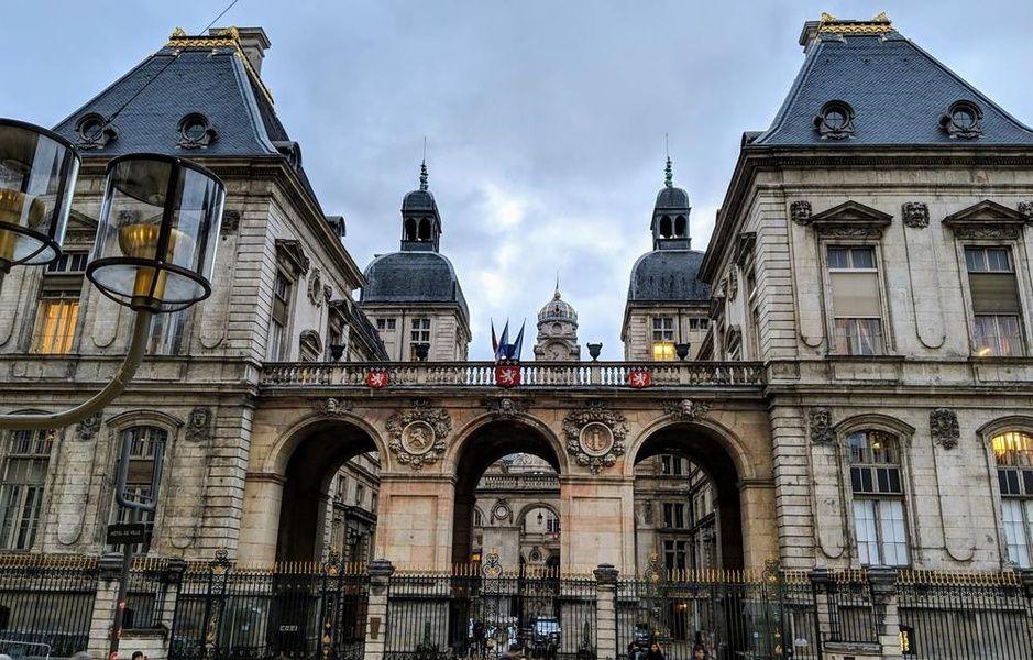 Place de la Comedie Is Lyon France Safe