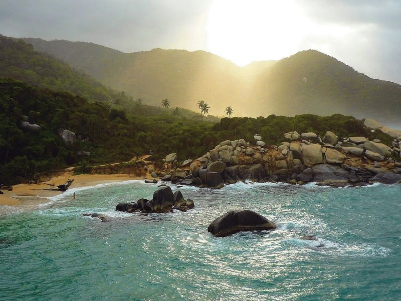 Tayrona 2 Weeks in Colombia