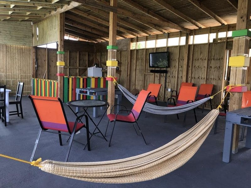 Vieques Good Vibes House is a chill hostel in Puerto Rico