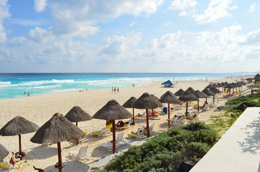 Beach Is Mexico Safe for Travel Right Now