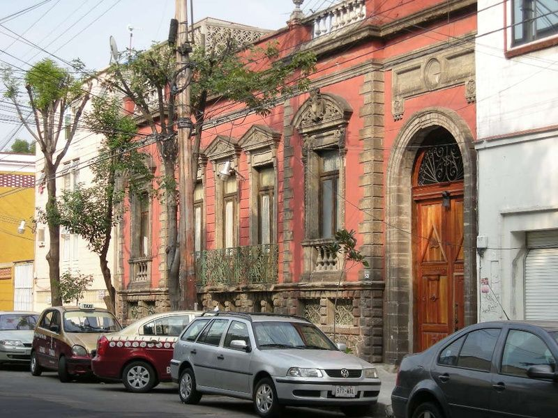 San Rafael is where to stay in Mexico City