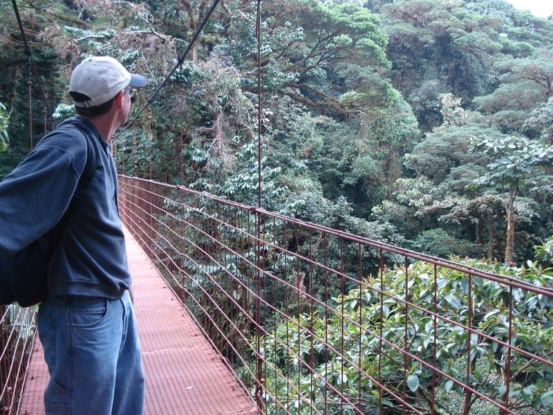 Monteverde Cloud Forest is one of the most beautiful places to visit in Costa Rica
