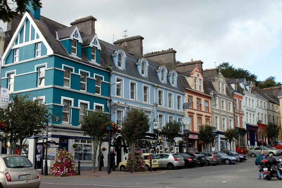Exploring Cobh is one of the best things to do in Southern Ireland