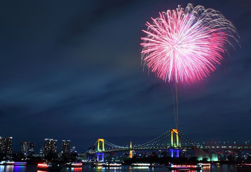 The Tokyo Summer Olympics 2020 is the best time to visit Tokyo Japan