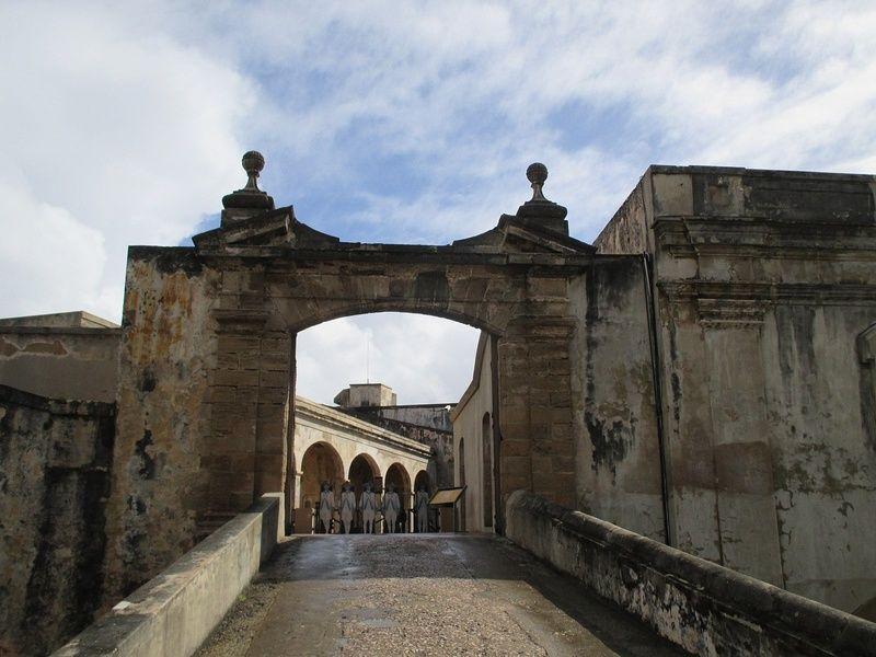 Castillo San Cristobal Places to Go in Puerto Rico