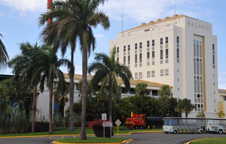 Going to the Bacardi Rum Factory is one of the great Puerto Rico excursions