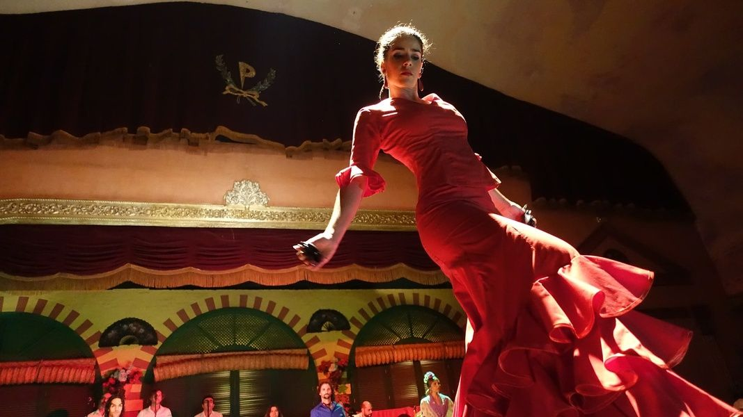 Catching a flamenco show in Seville is a lively thing to do in Spain