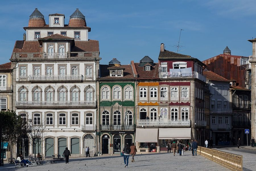 Where to stay in Portugal for wonderful history? Guimarães