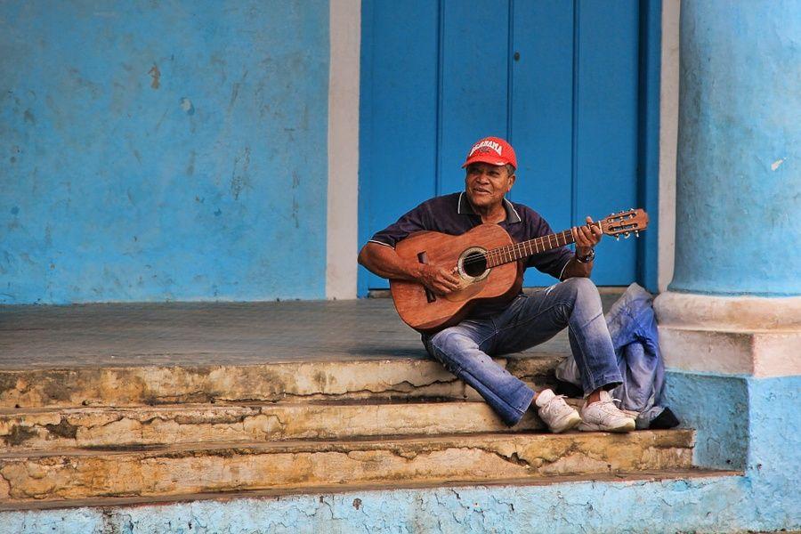 Guitar Is Cuba Safe