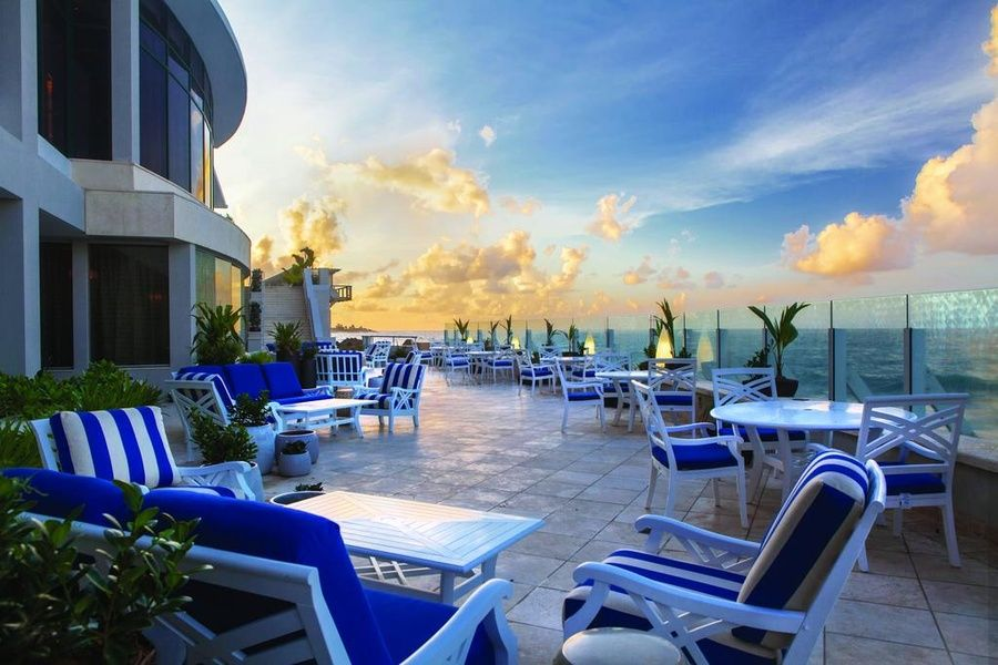 Condado Vanderbilt Hotel is one of the most beautiful Puerto Rico beach resorts