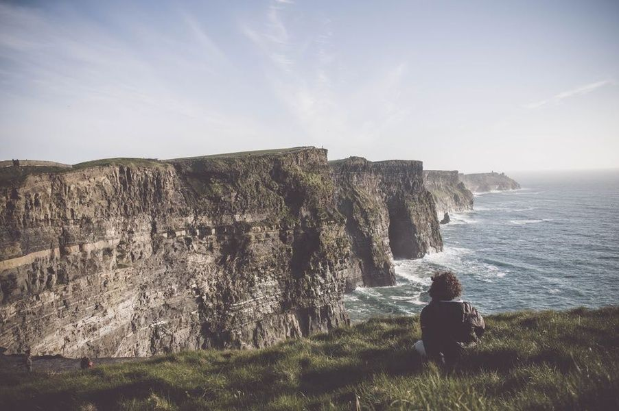 Cliffs of Moher are a top Ireland tourist attraction