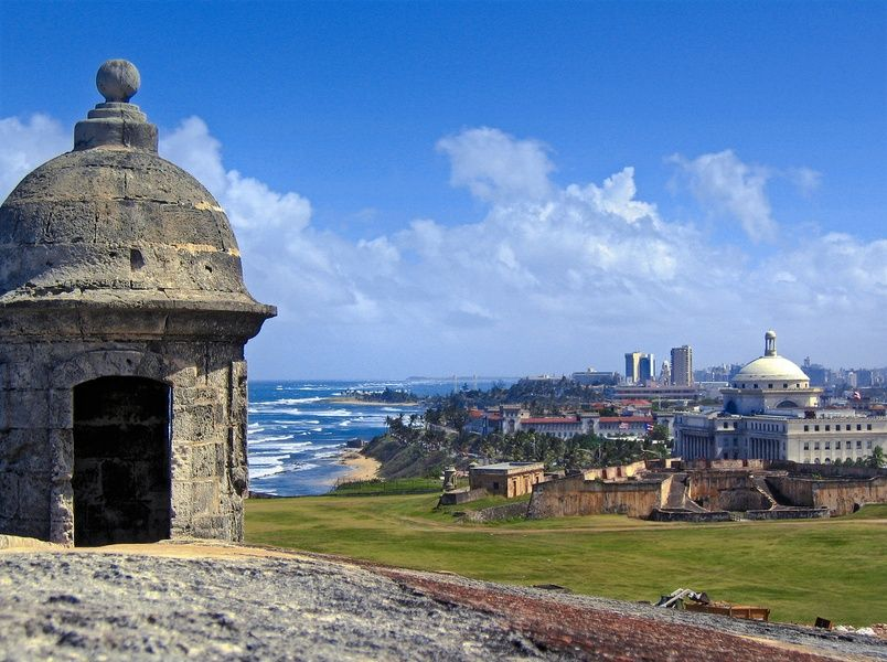 San Cristobal, one of the biggest fortresses in the Americas, is an awesome San Juan attraction