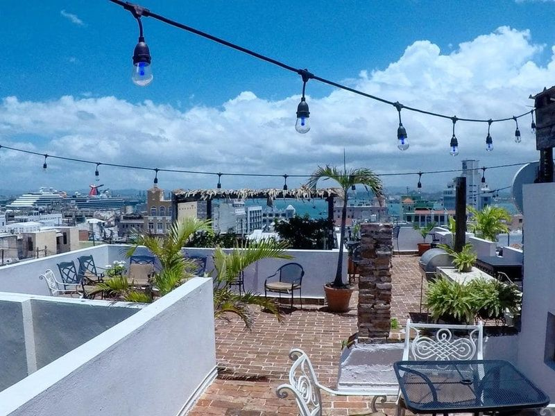 La Terraza de San Juan is a beautiful boutique hotel in Puerto Rico