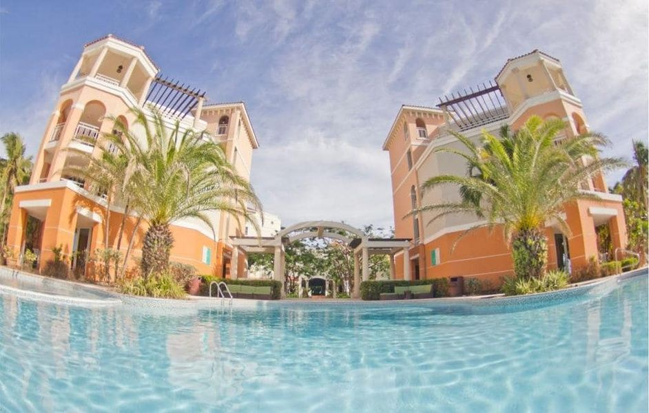 Close to the beach, the Rincon Beach resort is a cool Puerto Rico family resort