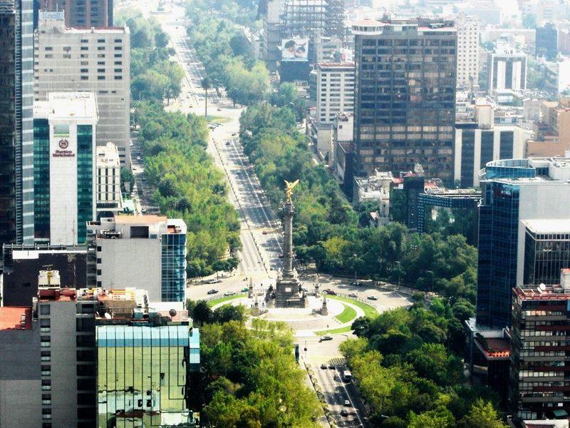 Exploring the neighborhoods is a great Mexico City travel tip