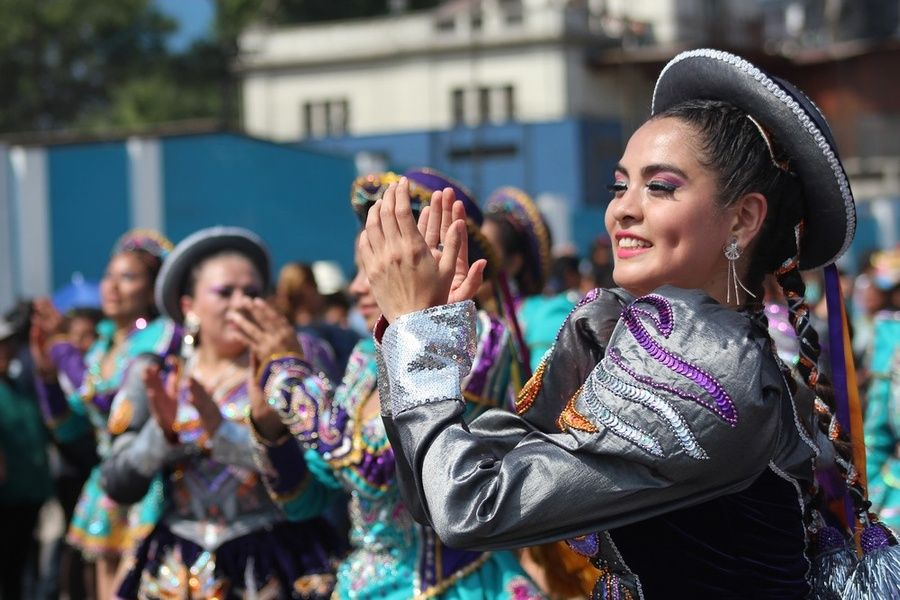 Experiencing traditional Peruvian dance is one of the best things to do in Peru