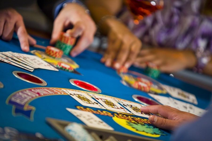 Most of the best casinos in Puerto Rico are in San Juan
