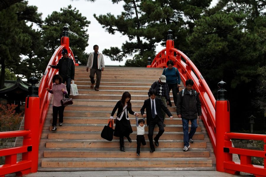 Free activities make Osaka one of the best cities to visit in Japan