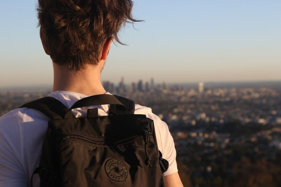 Taking a free hike is an excellent budget travel activity in Los Angeles